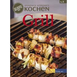 Grill als Buch von Annemarie Wildeisen
