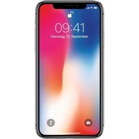 Apple iPhone X 256GB Space Grau