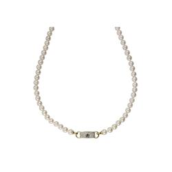 Diamonds by Ellen K. Collier 585/- Gelbgold Perlen gelb