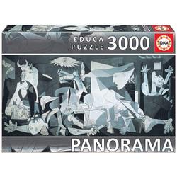 Educa Puzzle PICASSO: GUERNICA, 3000 Puzzleteile