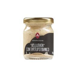 Calugi weiße Trüffelcreme - feinste Creme vom weißen Trüffel, 50 g