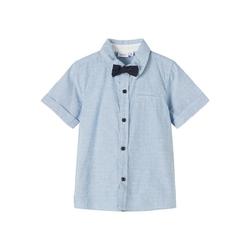 Name It Hemd Hemd mit Fliege kurzarm 104