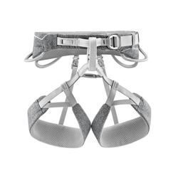 Petzl Klettergurt Sama Gurtgröße - XL, Gurtfarbe - Grau, Gurtart - Hüftgurt, Gurtgewicht - 501 - 600 g,
