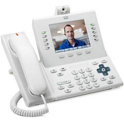Cisco CP-9971-WL-K9= IP-Videotelefon Farbdisplay Arktik Weiß