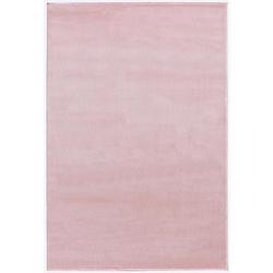 LIVONE Spiel- und Kinderteppich Happy Rugs uni rosa, 120 x 180 cm