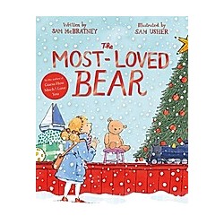 The Most-Loved Bear. Sam Mcbratney  - Buch