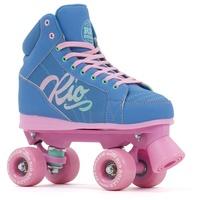 Rio Roller Lumina Rollschuh blue/pink - 34