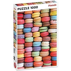 Piatnik Puzzle Piatnik 5407 Makronen 1000 Teile Puzzle, Puzzleteile