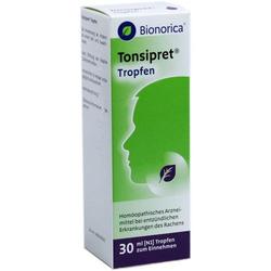 TONSIPRET Tropfen 30 ml