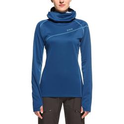 PYUA Fleeceshirt Albedo Hooded blau L (40)