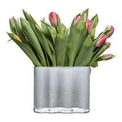 Sagaform Siluett Vase Weiß