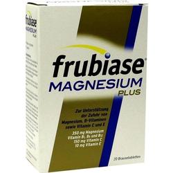 FRUBIASE MAGNESIUM PLUS