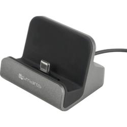 4smarts USB-C Ladestation VoltDock 10W Akku-Ladestation