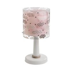 Dalber Nachttischlampe Tischlampe Wolken, mint rosa