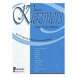 Klezmers  für Klarinette und Klavier - Buch