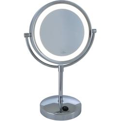 Villeroy & Boch LED Spiegelleuchte London, Batteriebetrieb, 3 fach oder 5 fach Zoom