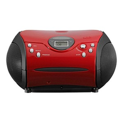 Lenco SCD-24 Tragbarer CD-Player