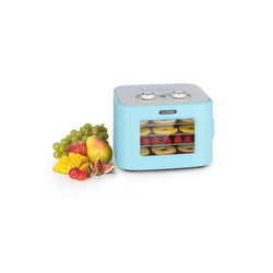 Klarstein Dörrautomat Tutti Frutti Dörrautomat 400W 35-80°C 8 Liter