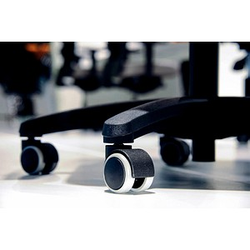 5 prosedia Stuhlrollen   für harte Böden