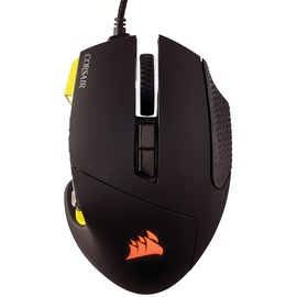 Corsair Scimitar RGB Optical MOBA/MMO Gaming Mouse gelb (CH-9304011-EU)