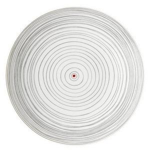 Rosenthal Brotteller TAC Gropius Stripes 2.0 Brotteller 16 cm, (1 Stück)