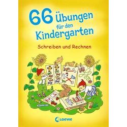 66 Üb.Kindergarten-Schreiben/Rechnen