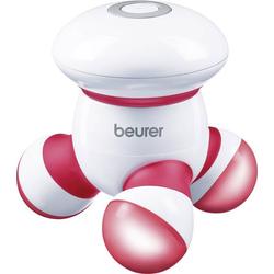 Beurer MG 16 Massagegerät Rot, Weiß
