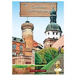 Cottbuser Stadtrundgang. Volker Köckel  Gisela Freitag  - Buch