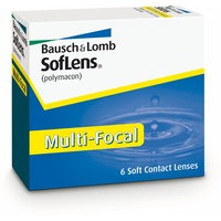 Bausch + Lomb SofLens Multi-Focal 6 St. / 8.80 BC / 14.50 DIA / -4.50 DPT / Low ADD