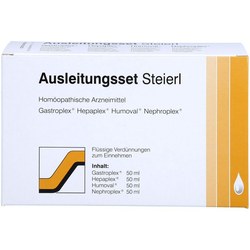 AUSLEITUNGSSET Steierl Tropfen 200 ml