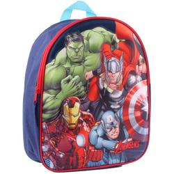 The AVENGERS Cityrucksack Avengers Wir sind Avengers 3D Junior Rucksack