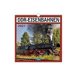 DDR-Eisenbahn 2021 - Kalender