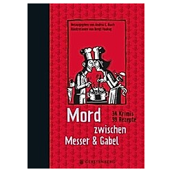 Mord zwischen Messer & Gabel. Andrea Busch  - Buch