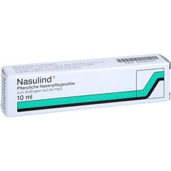 NASULIND Pflanzliche Nasenpflegesalbe 10 ml