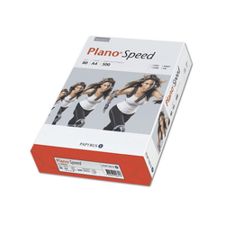 PLANO Druckerpapier Plano Speed, Format DIN A4, 80 g/m²