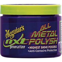 Meguiars NXT All Metal Polysh 650044 Metallpolitur 142g