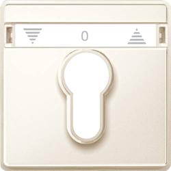 Merten Abdeckung Aquadesign Weiß 348244