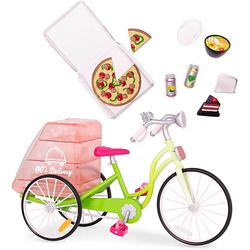 Fahrrad-Lieferservice Set