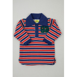 Langarm-Poloshirt COLLEGE BOYS