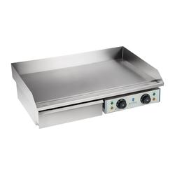 Elektro-Grillplatte 72,5 cm - glatt - 2 x 2,2 kW