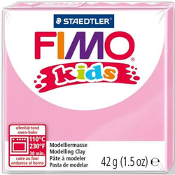 Modelliermasse Fimo Kids pink 42g