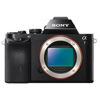 Sony Alpha 7 Body