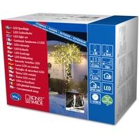Konstsmide 3611-102 Micro-Lichterkette Außen netzbetrieben Anzahl Leuchtmittel 80 LED Warmweiß Bel