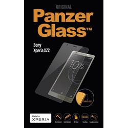 PanzerGlass Schutzglas Sony Xperia XZ2 weiß
