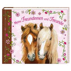 Meine Freundinnen und Freunde - Pferdefreunde als Buch von