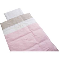 Kinderbettwäsche Kleine Prinzessin, rosa, 100 x 135 cm Gr. 100 x 135 + 40 x 60