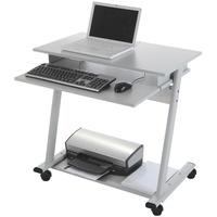 Rocada PC-Tisch grau