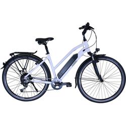 HAWK Bikes E-Bike HAWK, 8 Gang Shimano Deore Schaltwerk, Heckmotor 250 W