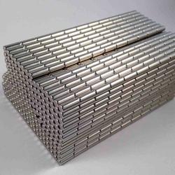 10 x Neodym Magnet Haltemagnet N42 ø 4 x 10 mm