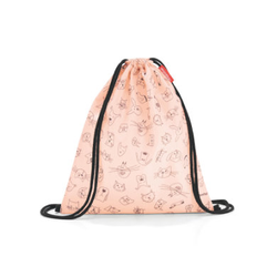 reisenthel® mysac kids cats and dogs rose
